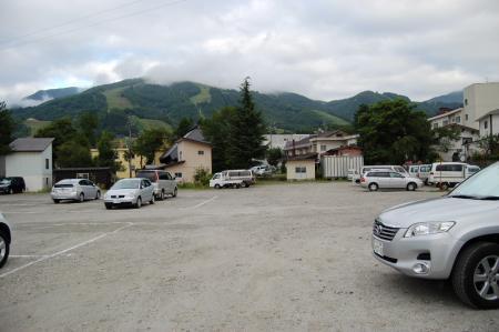 1第二駐車場