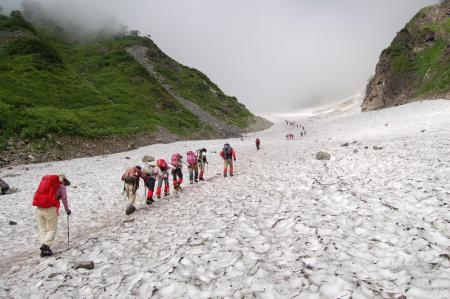 10大雪渓