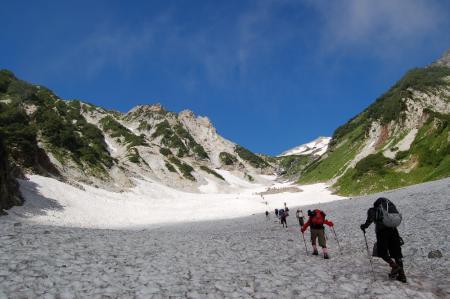 12大雪渓