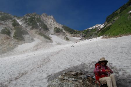 13大雪渓