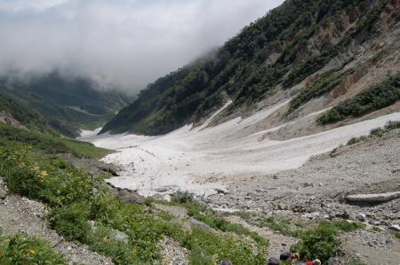 16大雪渓