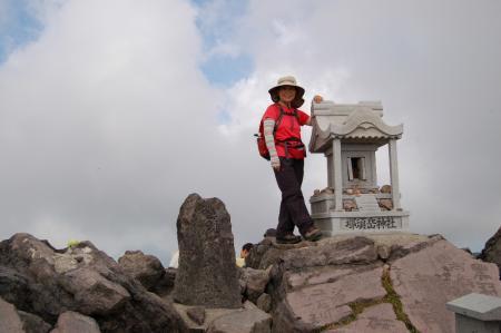 16茶臼岳