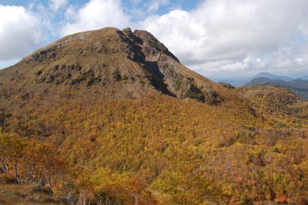 33白根山の紅葉