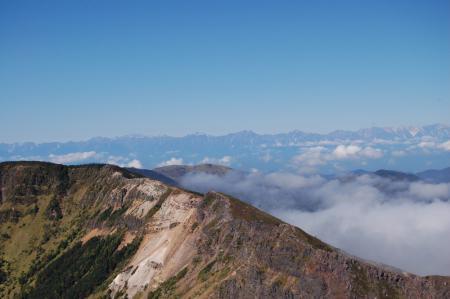 37内輪山へ