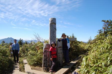 33会駒山頂
