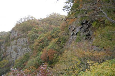 3篭岩展望台