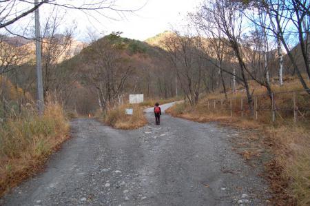 4久蔵沢林道