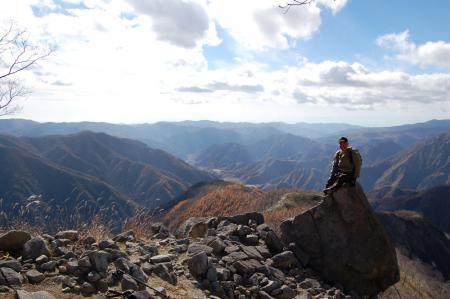 30社山へ