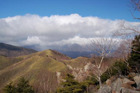 32社山へ