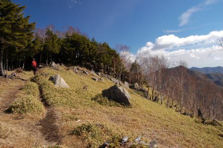 33社山へ