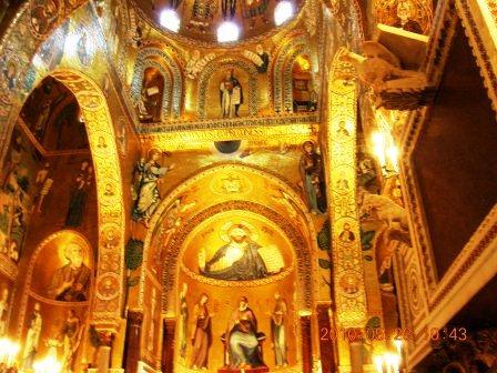 オアレルモパラティーナ礼拝堂