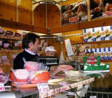 ボローニャ肉屋