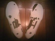 愛媛県松山市・美と健康の整体サロン彩色健美 オーダーメイドインソール「足つぼ足底板」