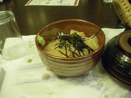 鯛茶漬け001