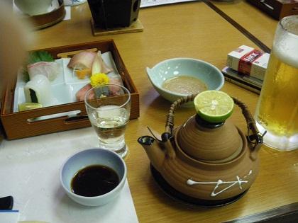 松茸土瓶蒸し001