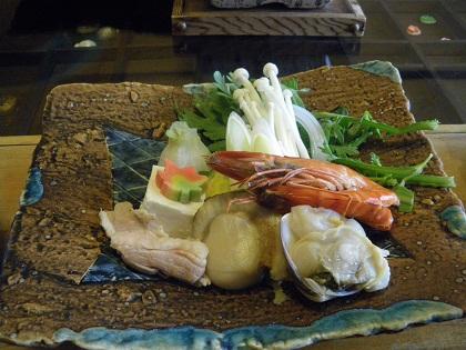 海鮮豆乳鍋001