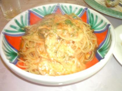 モッツァレラチーズのトマトソース1450円