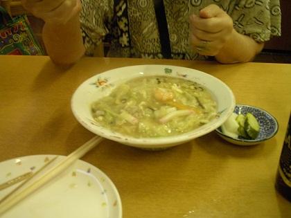 亜寿加 中華丼
