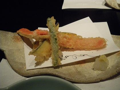 ずわい蟹の天麩羅002ap