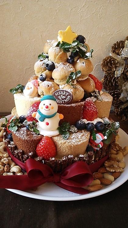 2012.12.25 クリスマスケーキ