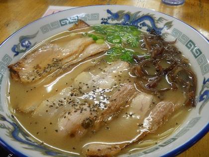 チャーシュー麺001