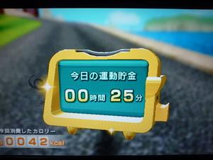 2012年10月22日 Wii Fit Plus