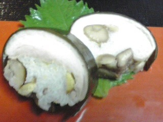 121025鶏寿司