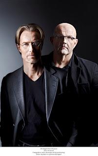 Roslund och Hellström Foto Peter Knutson