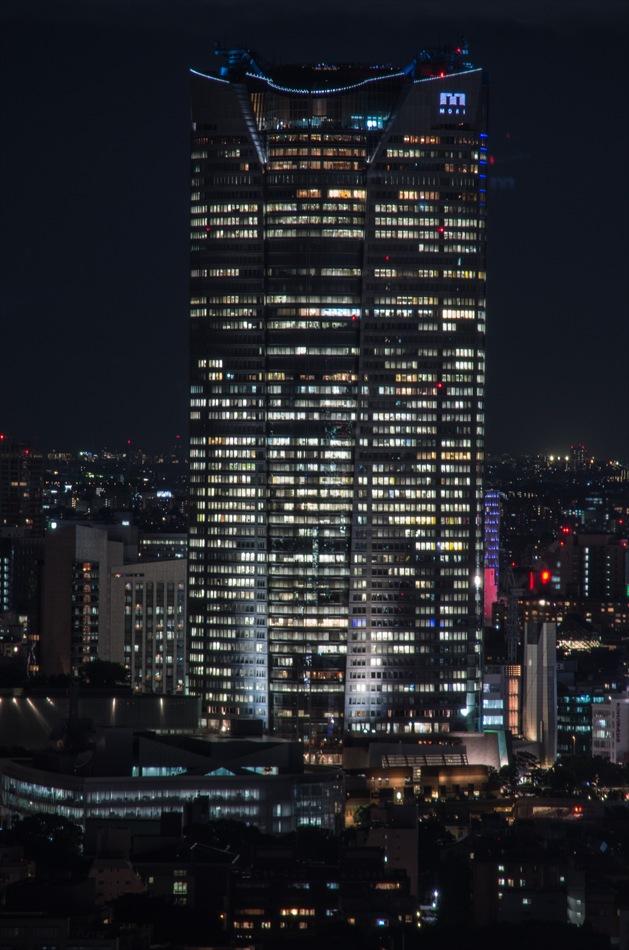 世界貿易センタービル六本木ヒルズ