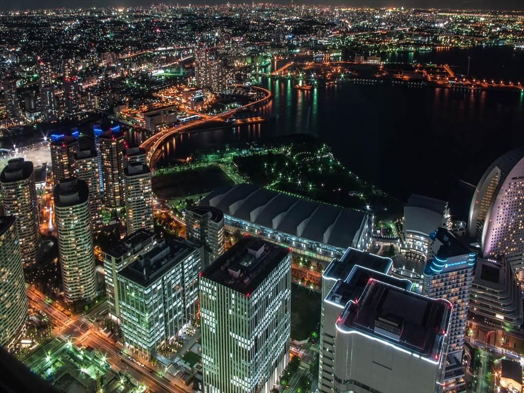 横浜ランド東京方面広角04