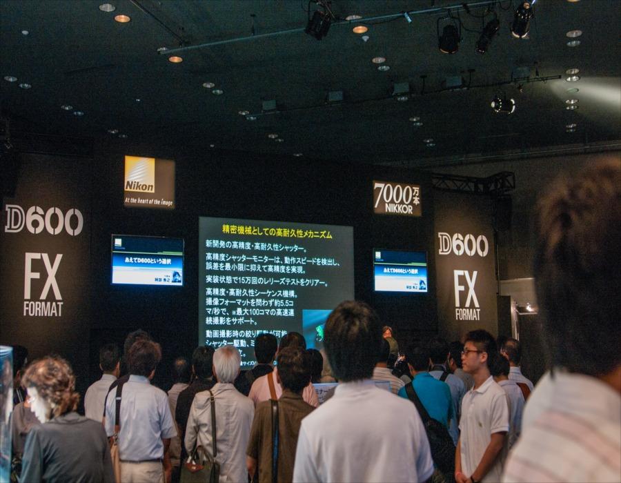 ニコンD600機能紹介02