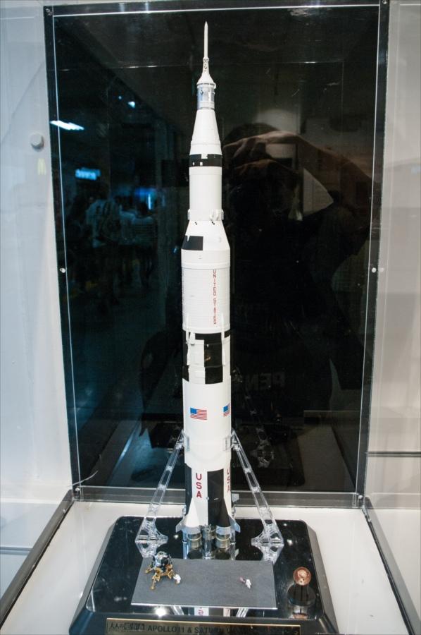 アキバ超合金サターンロケット