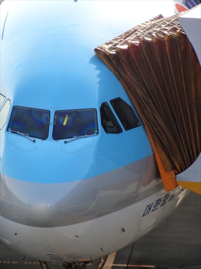 成田空港飛行機01