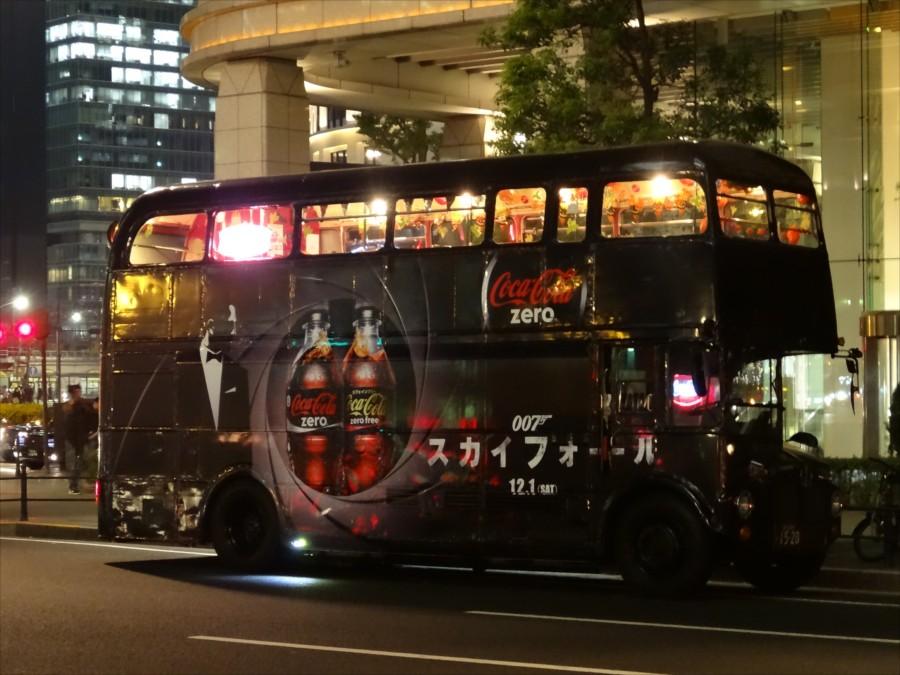 丸の内バス夜景