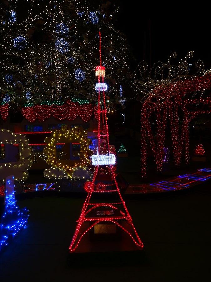東京タワーイルミネーションミニ東京タワー