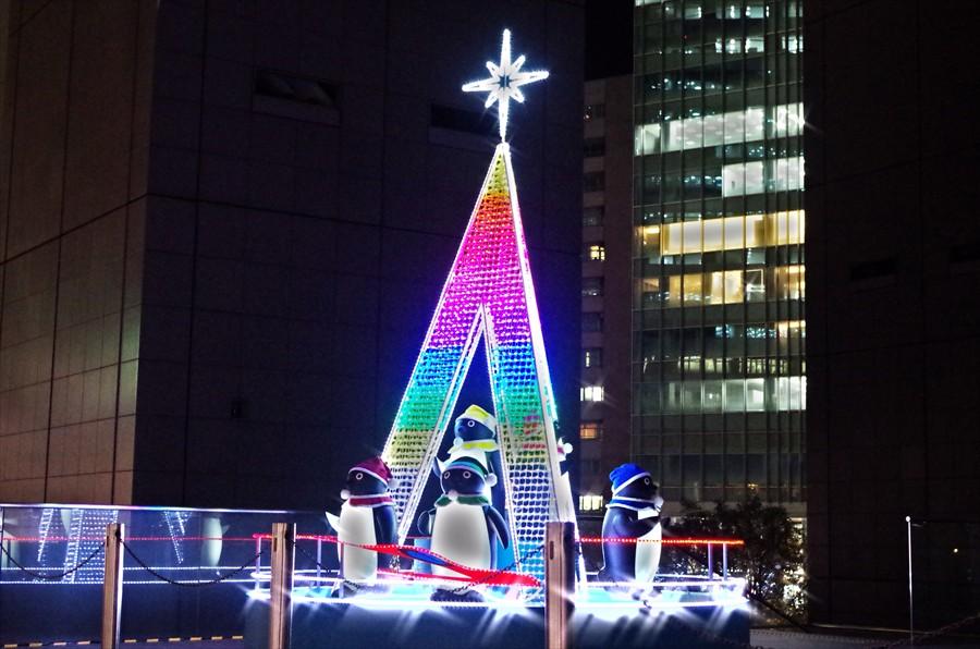 新宿サザンテラスクロス三角はっきり