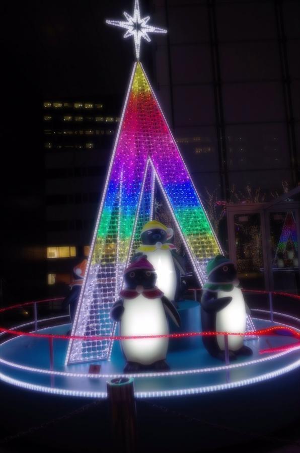 新宿サザンテラスクロス三角ソフト