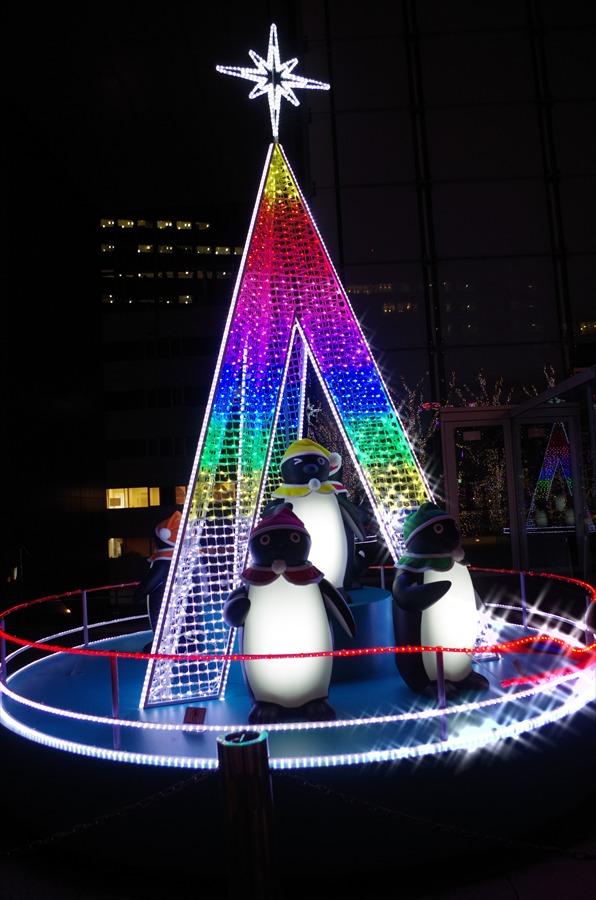 新宿サザンテラスクロス三角はっきり01