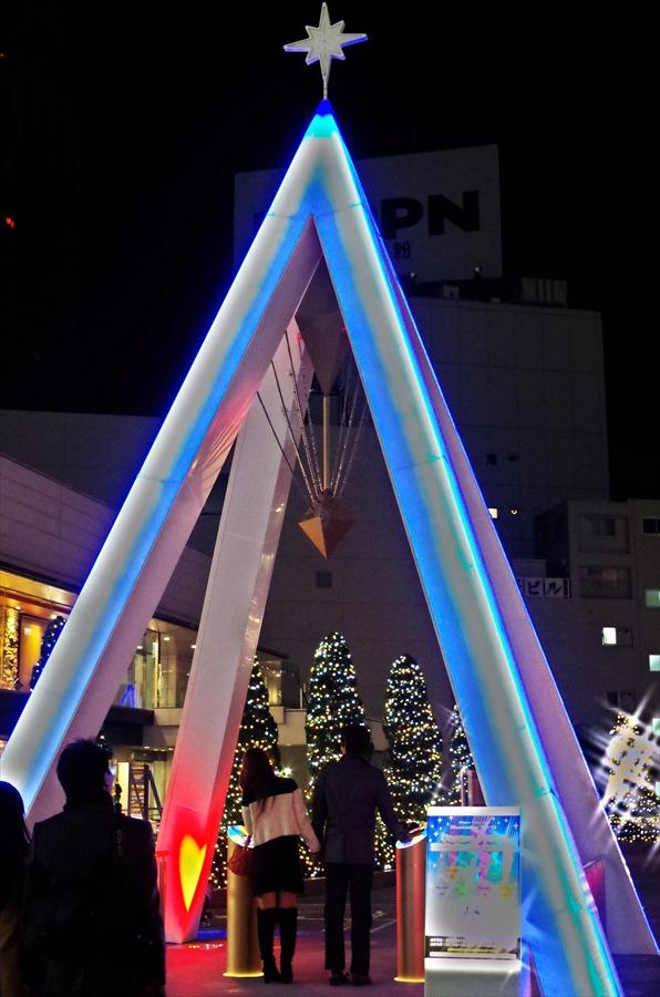 新宿サザンテラス大三角クロス00