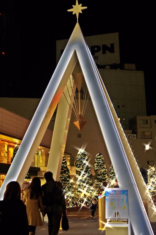 新宿サザンテラス大三角クロス01
