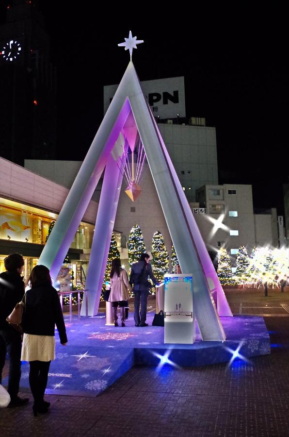 新宿サザンテラス大三角クロス02