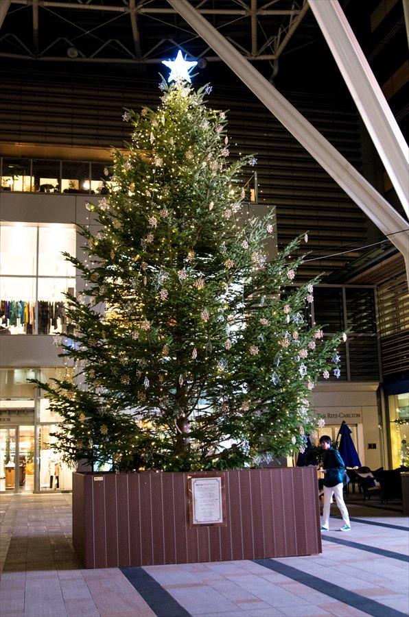 ミッドタウンクリスマスツリー