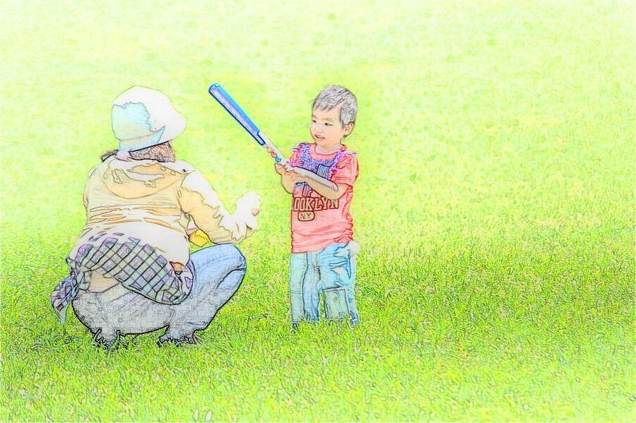 野球したい