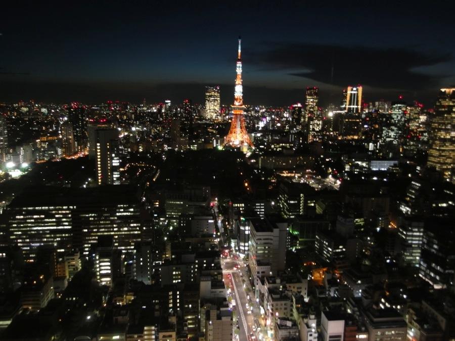 世界夜景東京タワー03