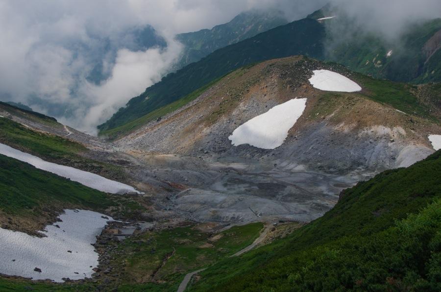 立山みくりが池地獄谷02