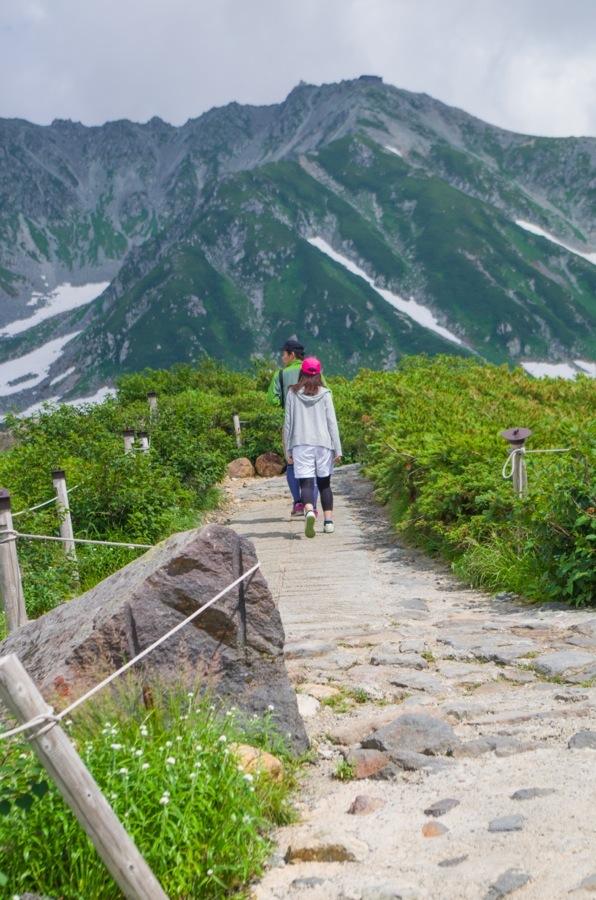 立山みどりが池遊歩道02