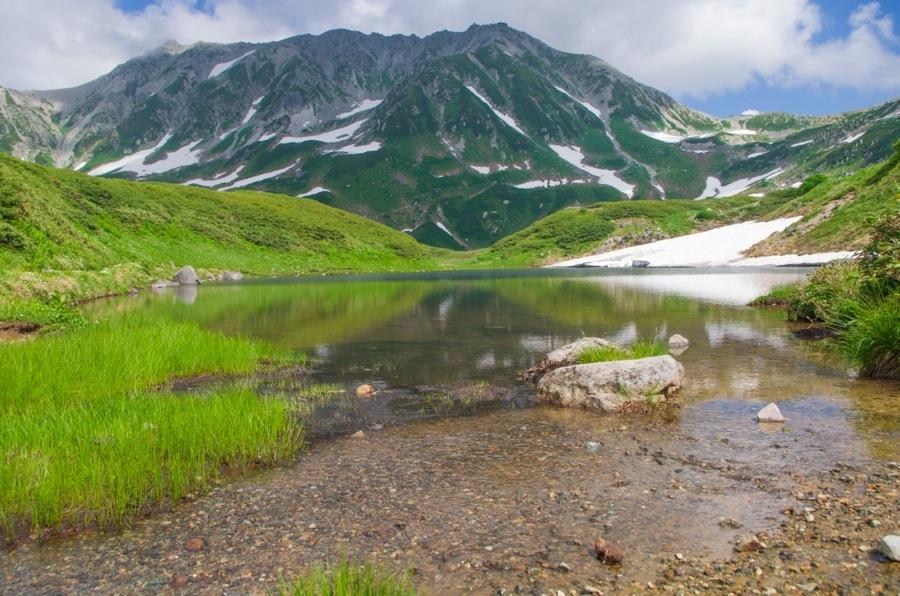 立山みどりが池03