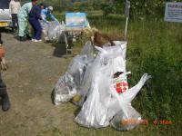 H240526犀川で河川一斉清掃成果