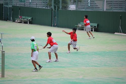 岡川テニス