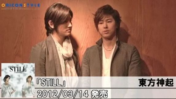 STILLオリコン動画2
